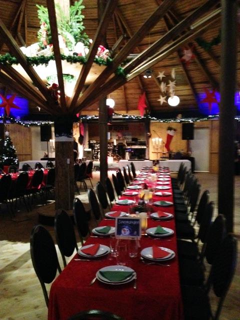 Jul i Den Runde 2015 - 02: Opstilling
